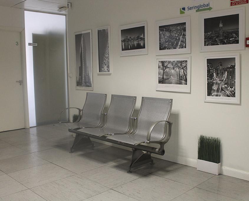 Ofiflex alquiler de despachos oficinas trasteros en for Alquiler oficinas madrid centro